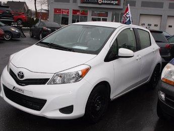 Toyota Yaris 2012 LE - AUTOMATIQUE - A/C - JAMAIS ACCIDENTÉ!!