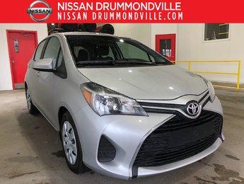 Toyota Yaris 2017 LE- AUTOMATIQUE- JAMAIS ACCIDENTÉ!