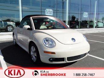 Volkswagen Beetle 2010 Convertible ou cabriolet * jamais accidenté *