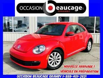 Volkswagen Beetle 2012 COMFORTLINE + SIÈGES CHAUFFANTS + BLUETOOTH