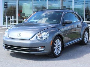 Volkswagen Beetle 2014 TSI*COUPE*AC*BLUETOOTH*CRUISE*TOIT*GR ELEC*AUX