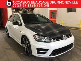 Volkswagen Golf R 2016 MANUELLE - NAVIGATION + CUIR + CAMÉRA!!