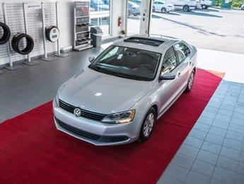 Volkswagen Jetta Sedan 2013 Jetta Comfortline *Toit Ouvrant + Bluetooth*