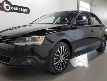 Volkswagen Jetta Sedan 2014 Highline, toit ouvrant, cuir, roues hiver/été