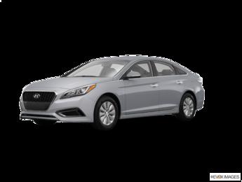 Hyundai Sonata Hybrid 2017 PHEV