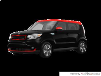 Kia SOUL EV 2018 EV Luxury