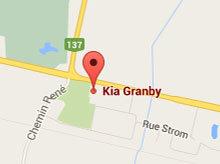 Kia de Granby