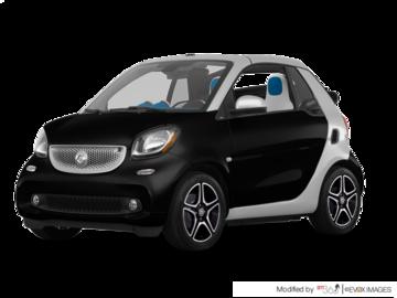 smart fortwo cabriolet prime 2017
