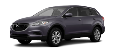 2014 Mazda CX-9 – It's not just practical, it's also fun to drive