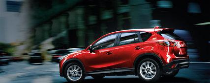 2015 Mazda CX-5 SUV – Impressive fuel economy, and fun to drive!