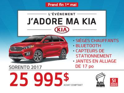 Kia Sorento LX 2017