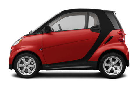 fortwo coupé Pure 2013