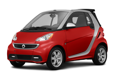fortwo cabriolet PASSION 2015