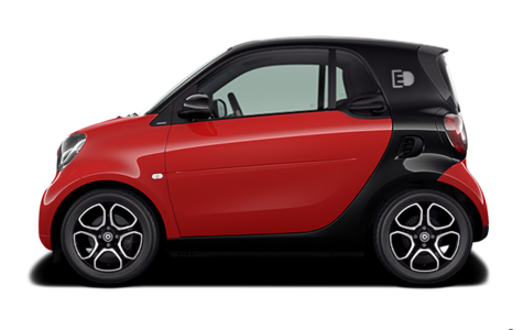 Smart Fortwo coupé - électrique PASSION 2018