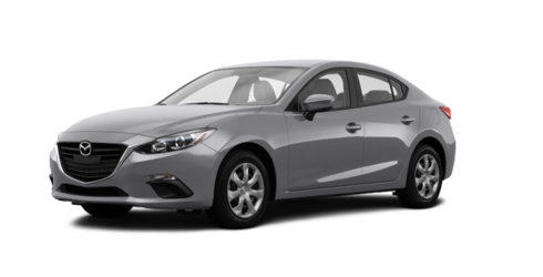 Mazda3 G 2016