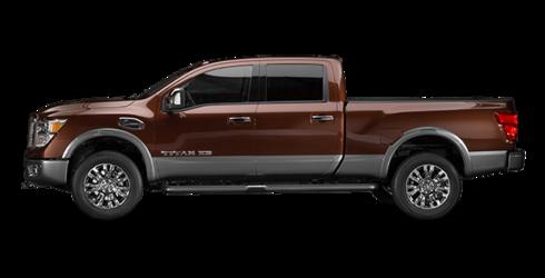 Titan XD Diesel PLATINE RÉSERVE 2016