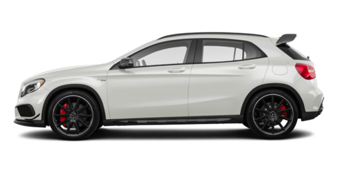 GLA 45 AMG 4MATIC 2017