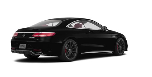 Classe S Coupé 63 AMG 4MATIC 2017