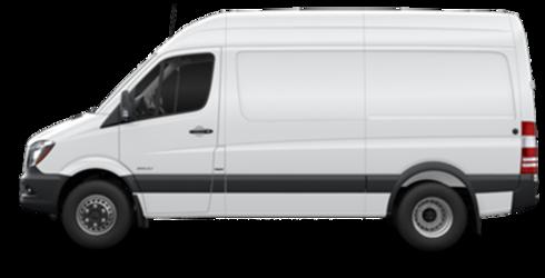 2017  Sprinter CARGO VAN 3500
