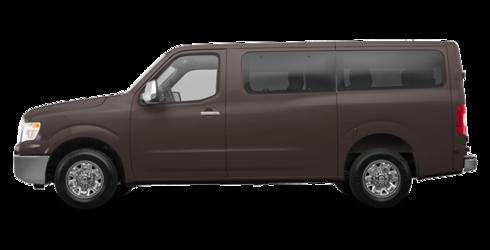 2017  NV Passenger 3500 SV