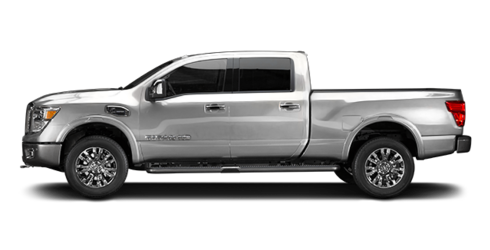 Titan XD Diesel PLATINE 2017