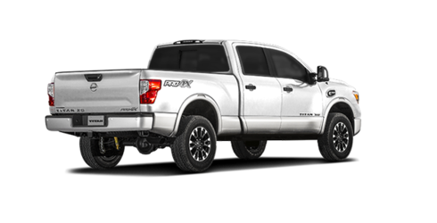 Titan XD Diesel PRO-4X 2017