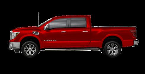 2017  Titan XD Diesel SV