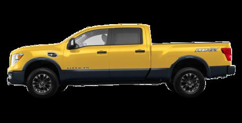 2017  Titan XD Gas PRO-4X