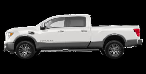2018  Titan XD Diesel PLATINUM