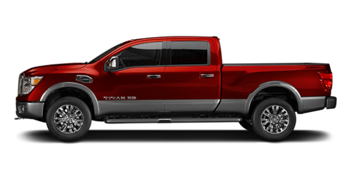 Titan XD Diesel PLATINE 2018