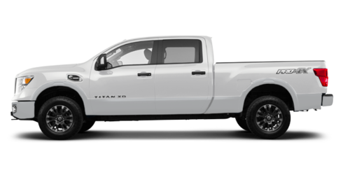 2018  Titan XD Diesel PRO-4X