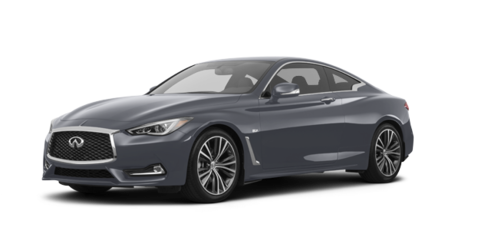 2018  Q60 Coupe 2.0T LUXE AWD