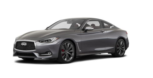 2018  Q60 Coupe RED SPORT 400 AWD