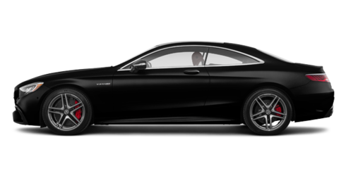 Classe S Coupé 63 4MATIC AMG 2018