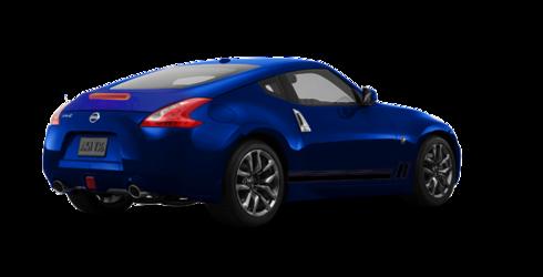370Z Coupé Héritage Bleue 2019