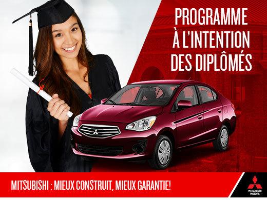 Programme à l'intention des diplômés