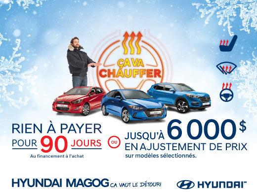 Ça vaut le détour chez Hyundai Magog!