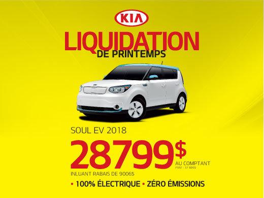 Kia Soul EV 2018
