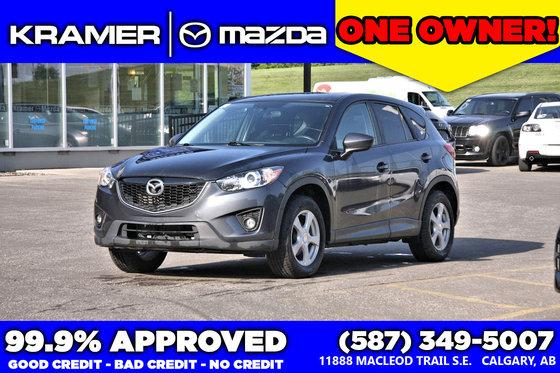 2014 Mazda CX-5 GS AWD *2 SETS*