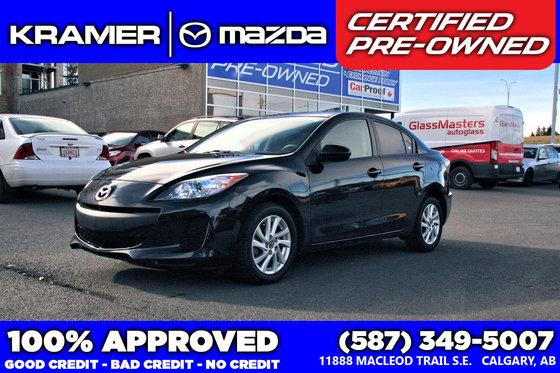 2013 Mazda Mazda3 GS *Price Reduction*