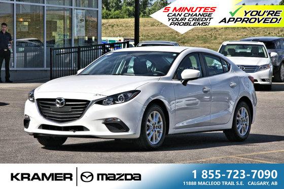 2015 Mazda Mazda3 GS w/Back-up Camera and Bluetooth