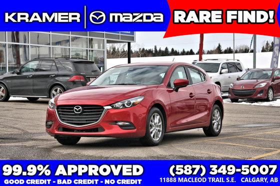 2017 Mazda Mazda3 GS SPORT w/ Heated Wheel