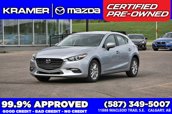2017 Mazda Mazda3 GS *w/Remote Starter*