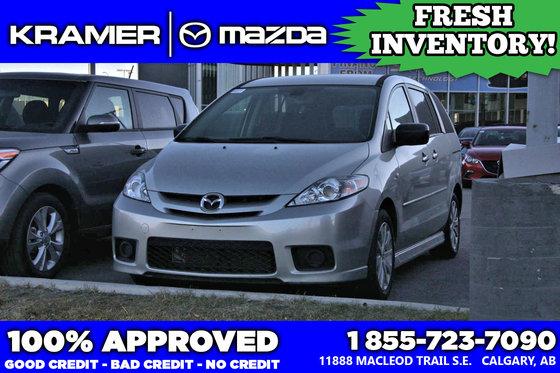 2007 Mazda Mazda5 GS w/Manual Transmission