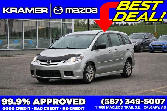 2007 Mazda Mazda5 GS *INSPECTED*