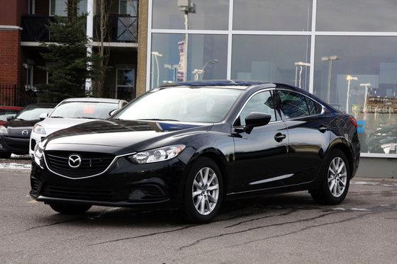 2016 Mazda Mazda6 Gs Luxury Executive Demo Save Thousands In Calgary Kramer Mazda