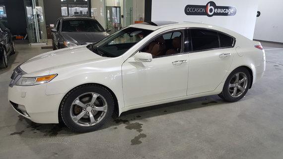 Acura TL 2010 SH-AWD, tech, navigation, toit ouvrant