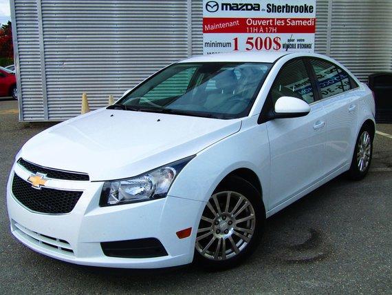 Chevrolet Cruze 2012 ECO 73400KM AUTOMATIQUE CLIMATISEUR