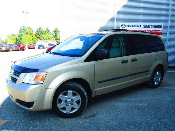 Dodge Grand Caravan 2010 SE STOW'N'GO 133000KM 7PLACES CLIMATISEUR