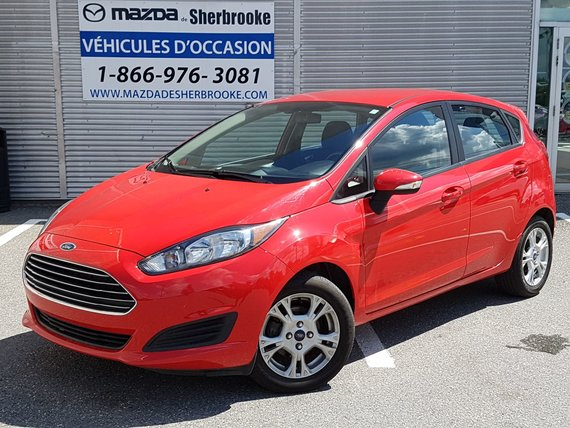 Ford Fiesta 2014 28300KM MAGS AUTOMATIQUE CLIMATISEUR BLUETOOTH